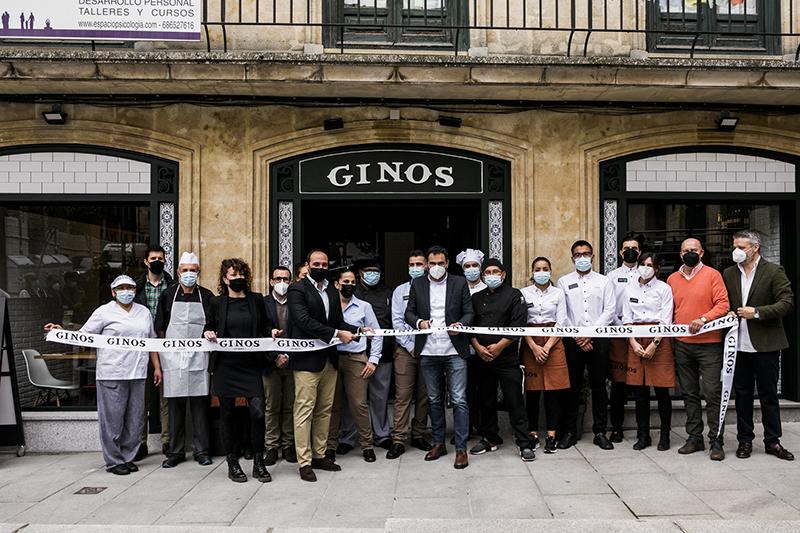 Ginos presencia Salamanca multifranquicado Alsea noticias retail