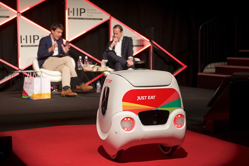 HIP2021 Foodservice Robotics Pioneers automatización robótica hostelería noticias retail