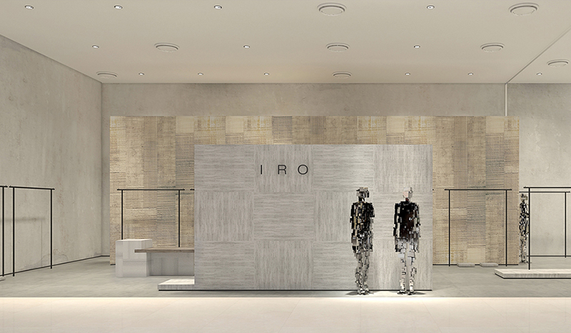 IRO abrirá paseo Gracia tienda España.noticias retail