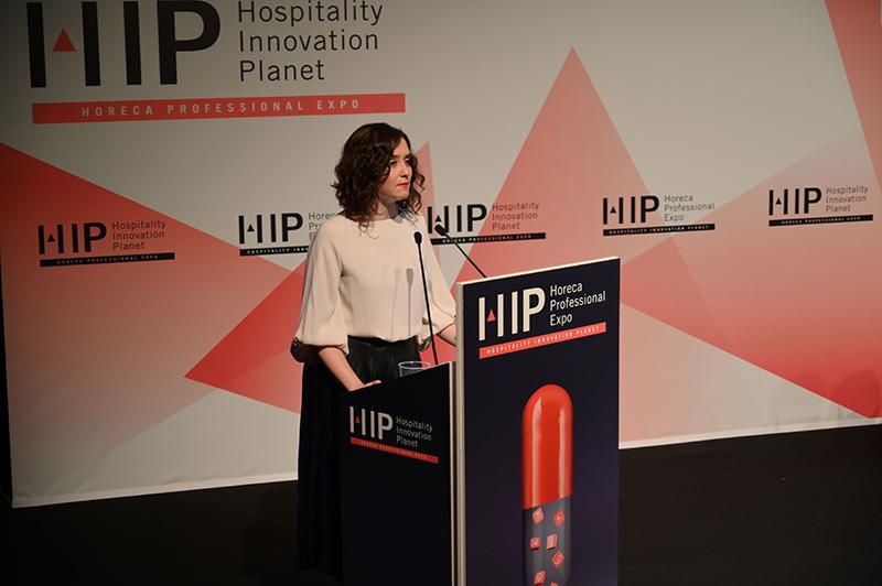 Isabel Díaz Ayuso inaugura HIP 2021 cita innovación horeca noticias retail