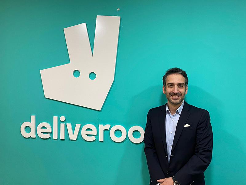 Jesús Muñoz es el nuevo director general de Deliveroo España - Just Retail