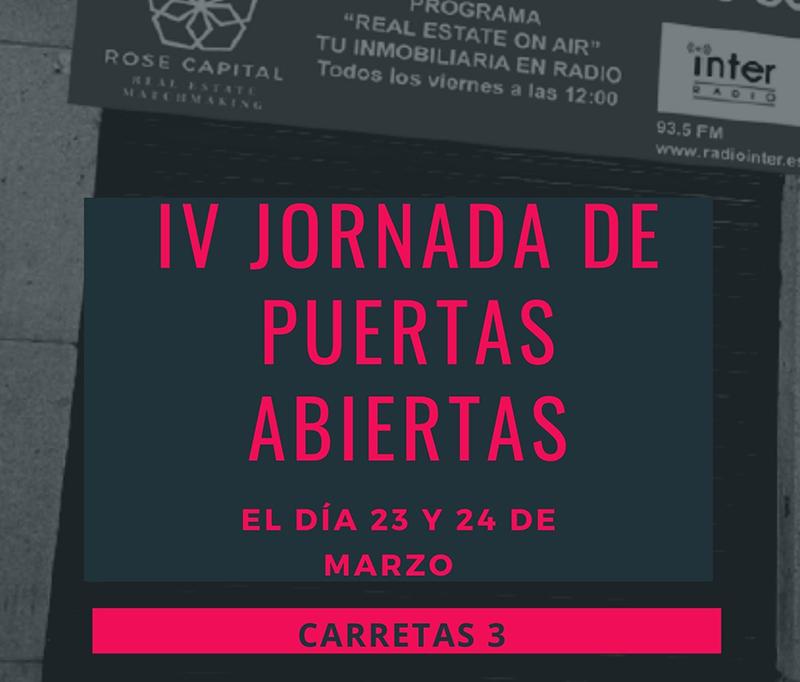 jornada puertas abiertas local Carretas Madrid noticias retail