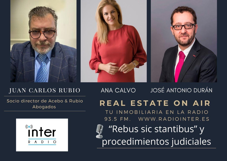 Juan Carlos Rubio participa en el programa Real Estate On Air - Just Retail