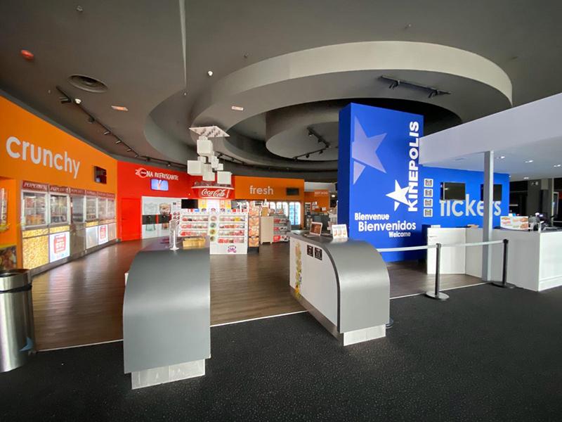 Kinepolis se suma a la transformacion digital de sus espacios publicitarios gracias a Flexibleplaces - Just Retail