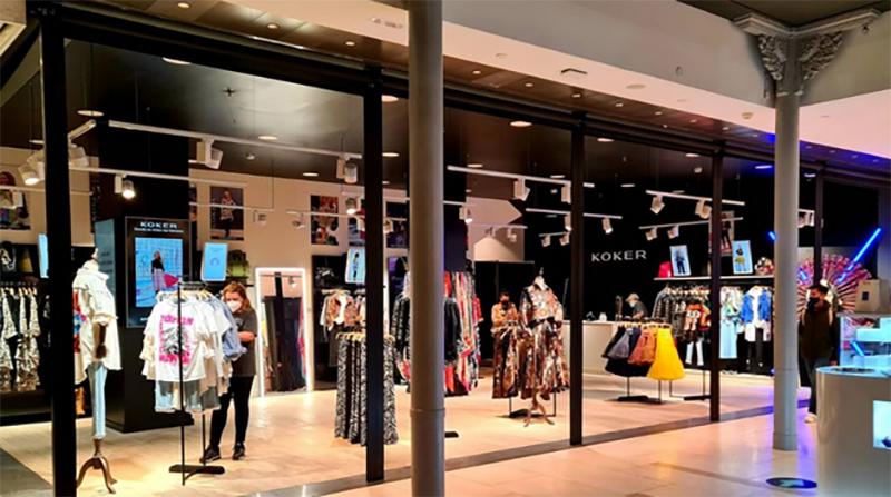 Koker inaugura tienda ABC Serrano noticias retail