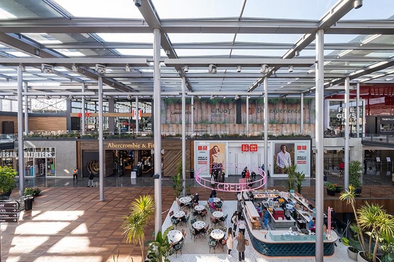 La Maquinista finaliza su renovación noticias retail