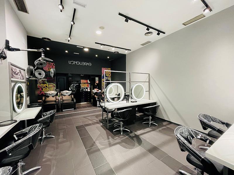 Llongueras abre un salón en Meridiano - Just Retail