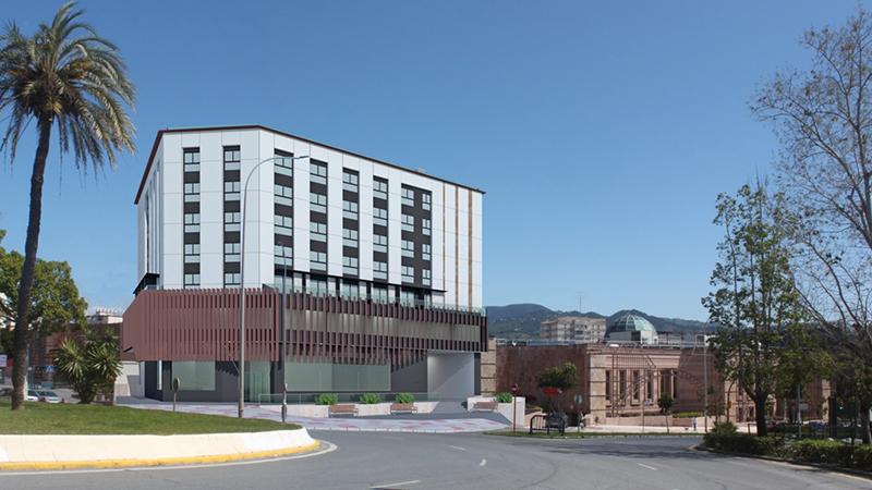 Luz verde construcción hotel Rosaleda noticias retail