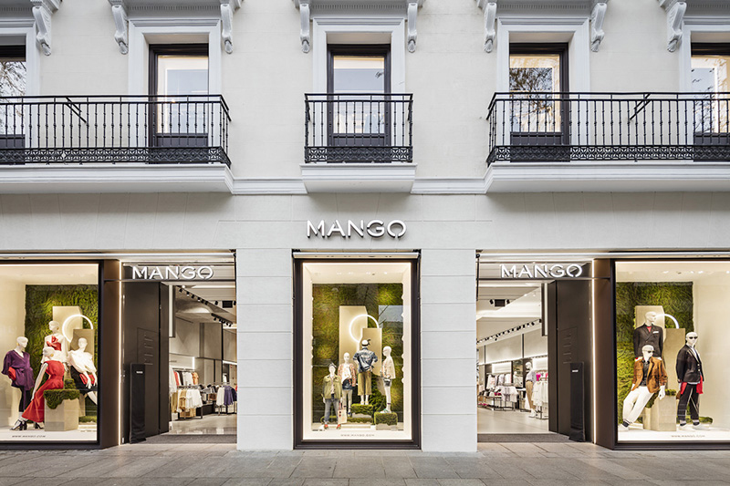 Mango Oxford Street Londres apertura noticias retail