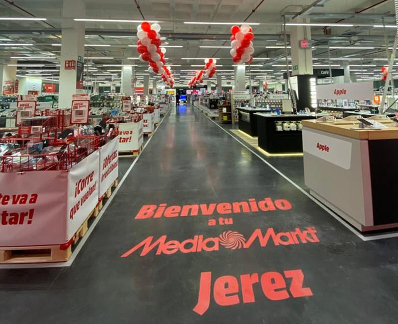 MediaMarkt inaugura su nueva tienda en Jerez - Just Retail