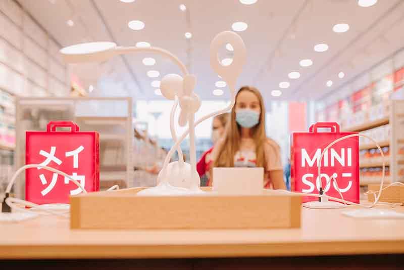 Miniso quinta tienda Madrid apertura noticias retail