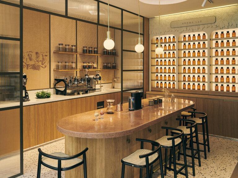 Nespresso estrena Viena nuevo concepto tienda noticias retail