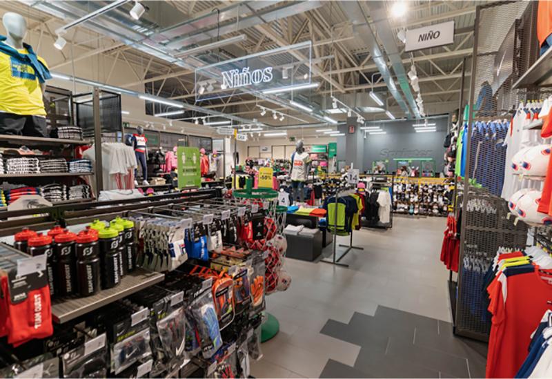 Parque Corredor nuevas tiendas noticias retail