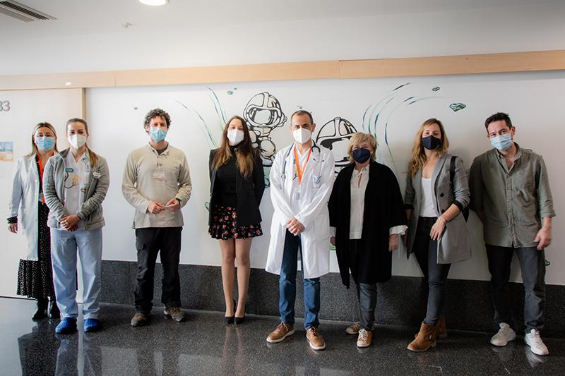 Portal de la Marina hospital Denia solidaridad noticias retail