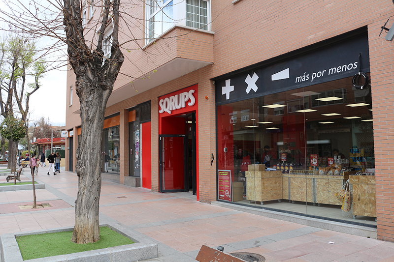 Sqrups! tiendas Madrid facturación noticias retail