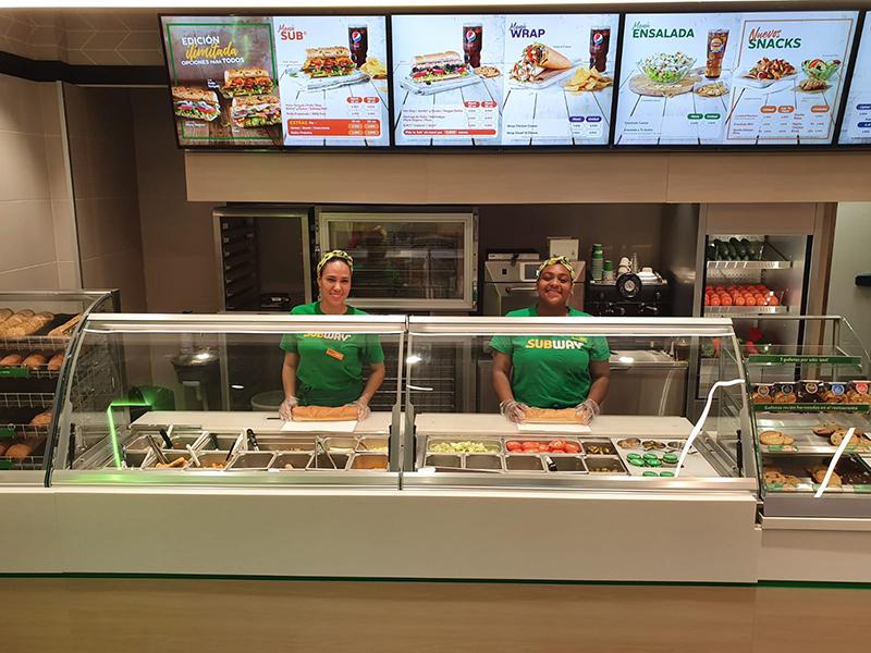 Subway patrocina a la piloto alicantina Lydia Sempere - Just Retail