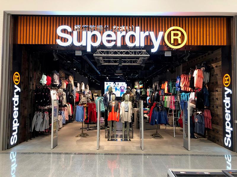 Superdry acelera estrategia algodón orgánico noticias retail