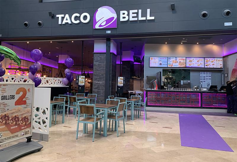 Taco Bell Nueva Condomina apertura noticias retail