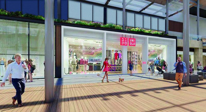 Uniqlo inaugurará tienda Maquinista 22 abril noticias retail