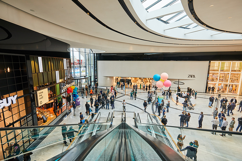 Westfield Mall of the Netherlands abre puertas noticias retail