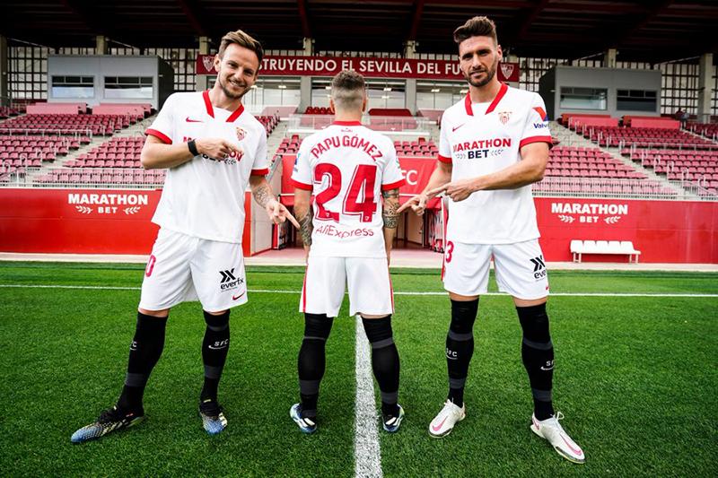 AliExpress socio global Sevilla FC noticias retail