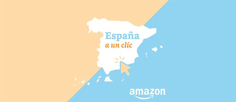 Amazon Aragón Castilla y León clic local noticias retail