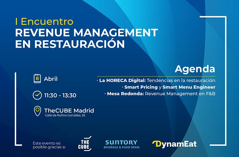 DynamEat Encuentro Revenue Management Restauracion noticias retail