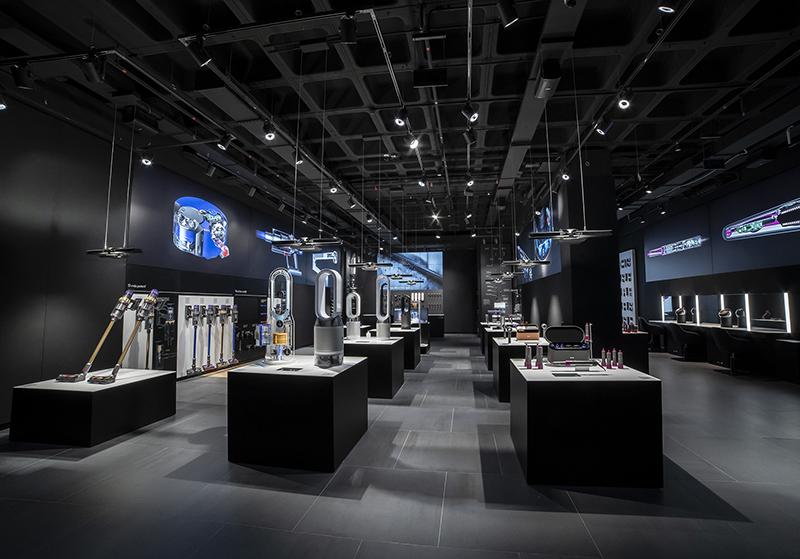 Dyson Demo Store España La Maquinista apertura noticias retail