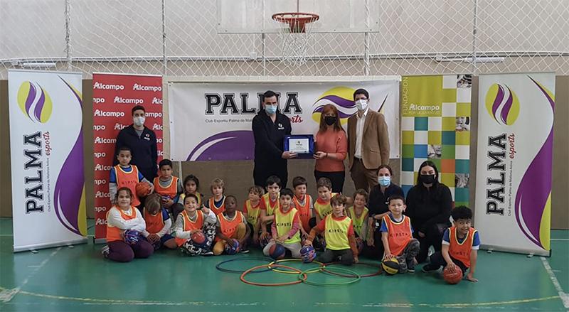 Fundación Alcampo por la Juventud proyecto Club Esportiu Palma noticias retail