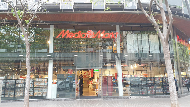 MediaMarkt Sant Antoni Barcelona apertura noticias retail