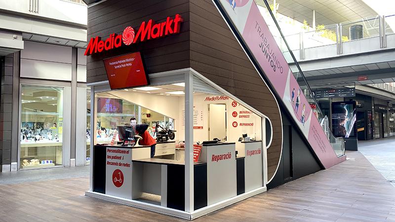 Mediamarkt Service Point Splau noticias retail