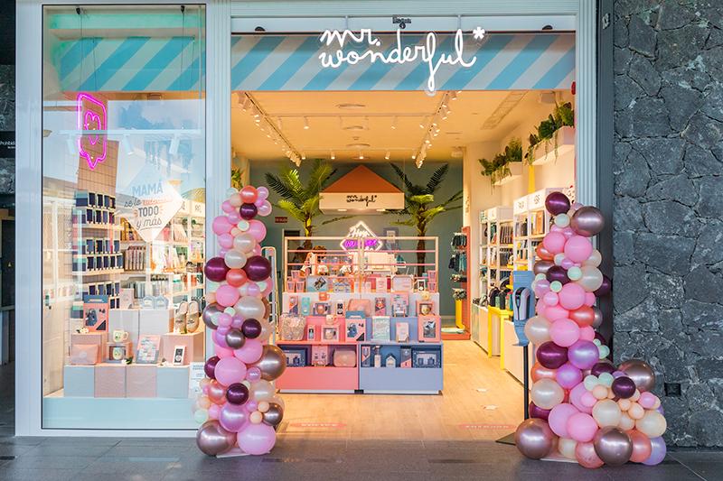 Mr Wonderful Canarias Siam Mall noticias retail