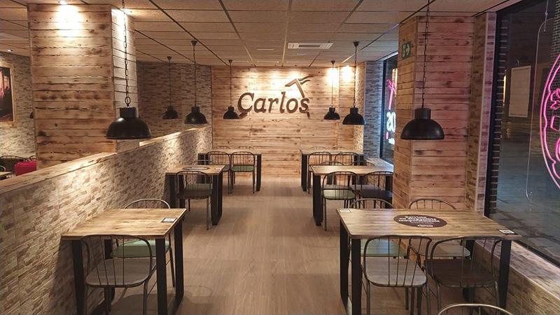 Pizzerias Carlos tres nuevos locales Madrid Las Rosas noticias retail