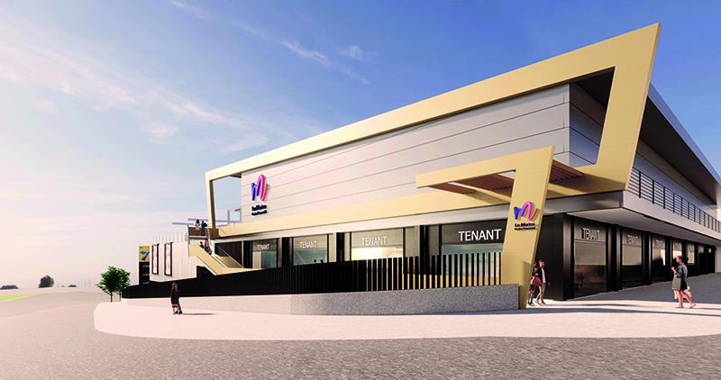 Resolute Asset Management La Marina Finestrat proyecto noticias retail