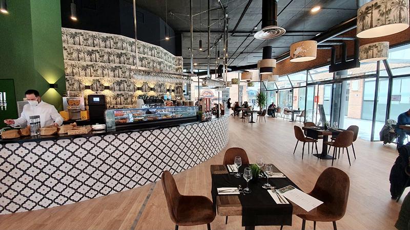 Restaurante Tatín Los Porches del Audiorama.apertura noticias retail