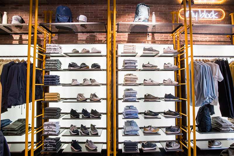 Scalpers My Block sneakers noticias retail