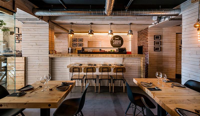Sibuya Urban Sushi Bar abre restaurante Pontevedra noticias retail