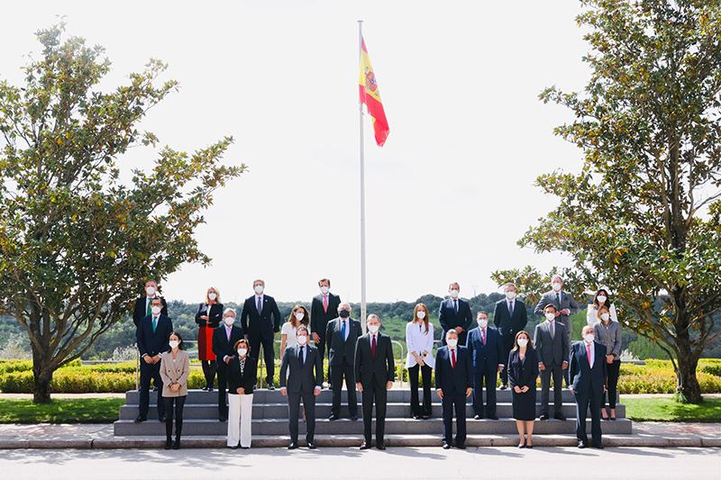 Su Majestad el Rey ha recibido al Consejo Empresarial Español para el Desarrollo Sostenible noticias retail