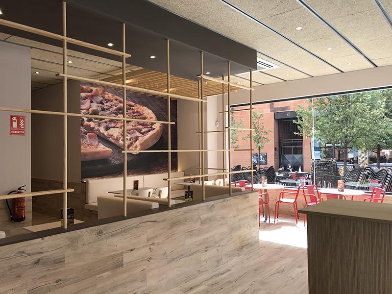Telepizza Ciudad de los Ángeles Madrid apertura noticias retail