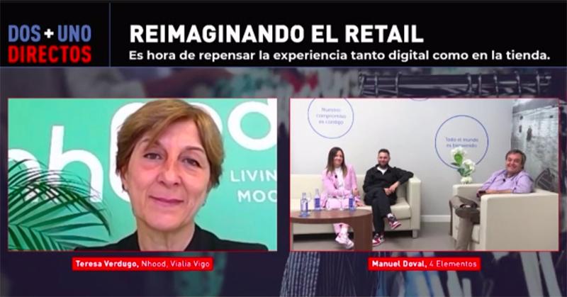 Teresa Verdugo circulo empresarios Galicia noticias retail