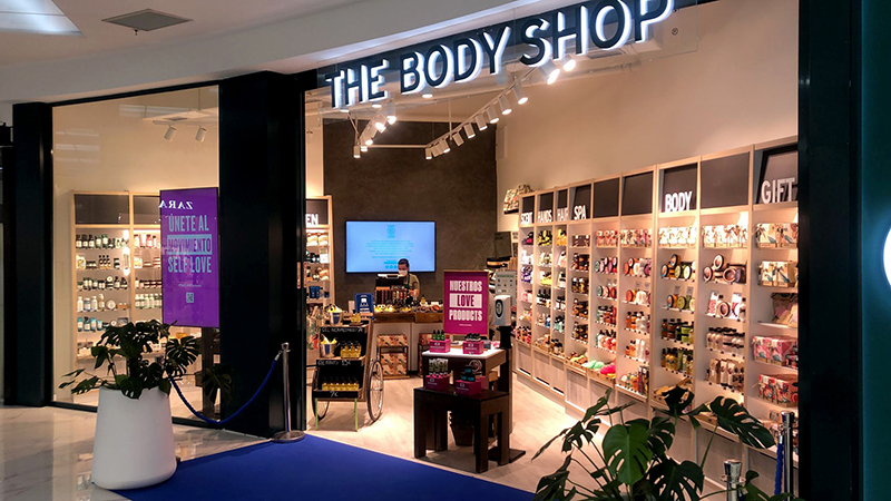 The Body Shop inagura tienda L'Aljub noticias retail