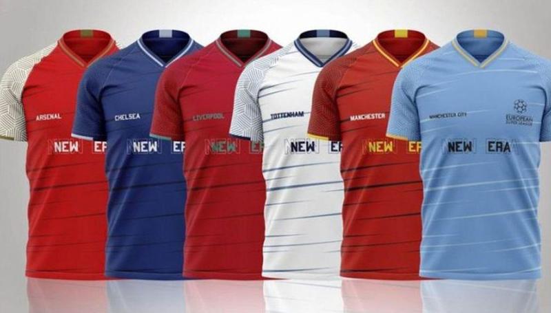 Wholesale Clearance UK vende camisetas Superliga 2 euros noticias retail