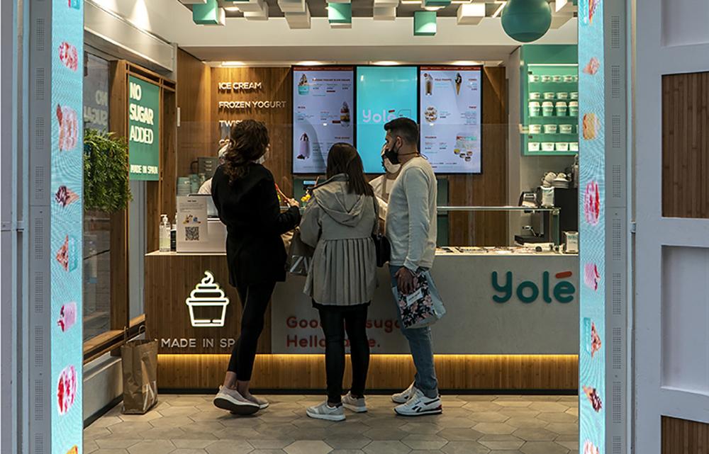 Yolé heladería apertura Ibiza expansión noticias retail