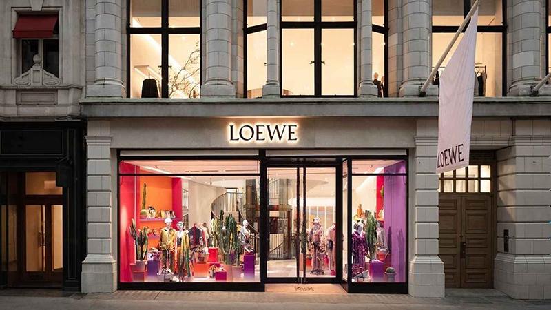 Zara Loewe, marcas textiles valiosas fuertes del mundo noticias retail