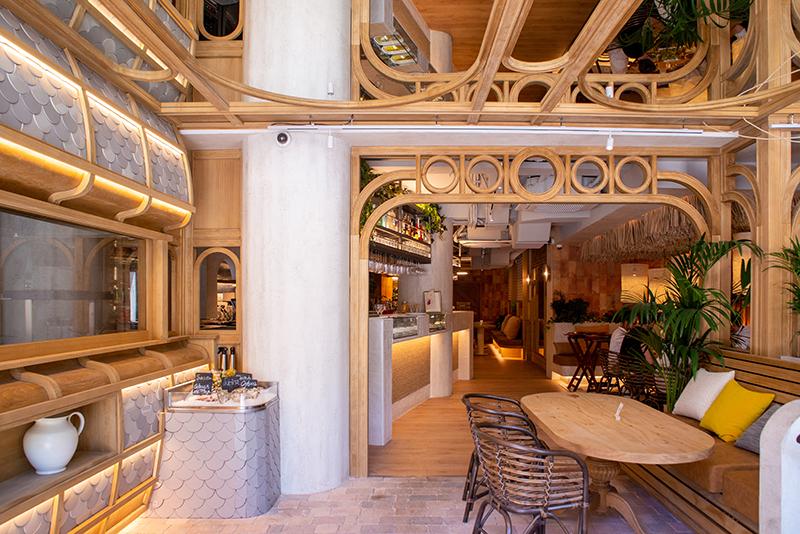 4Retail construcción nuevo restaurante Piropo Madrid noticias retail