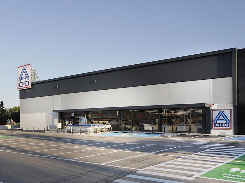 Aldi Alcorcón apertura Madrid noticias retail