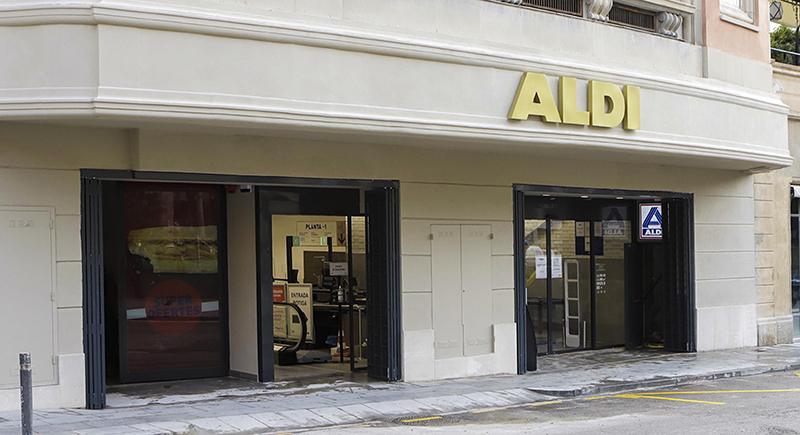 Aldi Barcelona noticias retail