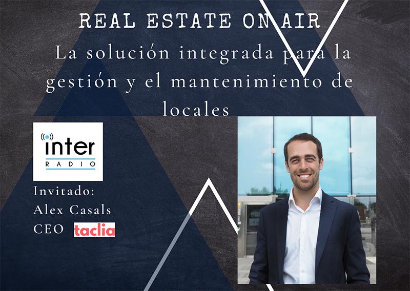 Alex Casals Real Estate On Air noticias retail