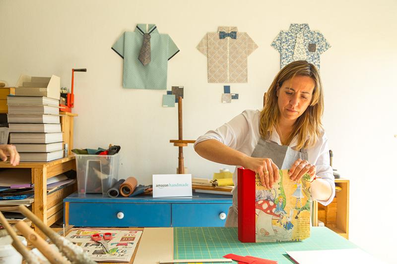 Amazon Handmade El Camino artesanía España noticias retail