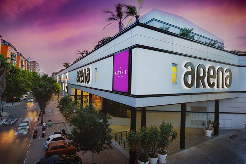 Arena Multiespacio estrena nueva imagen noticias retail